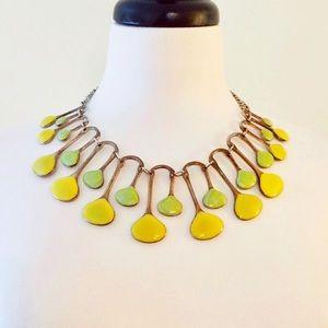 Natasha Vintage Inspired Statement Necklace